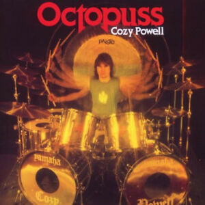 Cozy-Powell-Octopuss-CD-2015-NEW-Incredible-Value-and-Free-Shipping