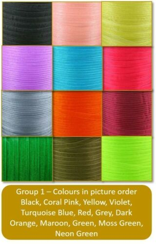 Tissé bord organza ruban 6mm 12 couleurs mélangées 12 yards £ 1.29 free p/&p