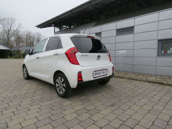 Kia Picanto 1,0 Attraction - billede 2