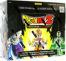 Panini Dragon Ball Z TCG: Heroes & Villains Booster Box