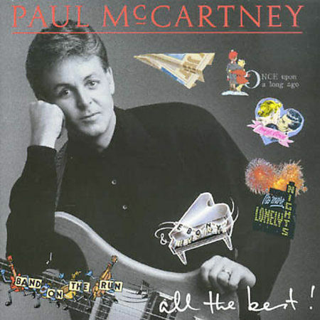 1 CENT CD All the Best - Paul McCartney