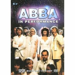 ABBA-In-Performance-Brand-New-Music-DVD-Region-0