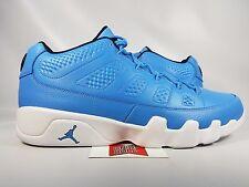 watch 8caac 29945 item 4 Nike Air Jordan IX 9 Retro Low PANTONE UNIVERSITY BLUE WHITE 832822- 401 sz 9.5 -Nike Air Jordan IX 9 Retro Low PANTONE UNIVERSITY BLUE WHITE ...