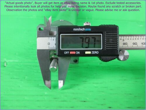 IAI ERC2-RA6C-I-PM-6-100 Linear actuator without motor as photo sn:7835 lφo