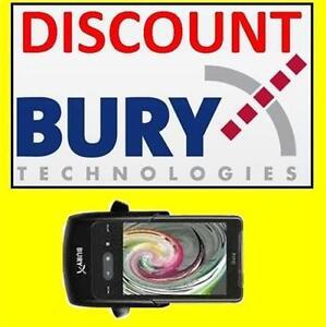 Bury-Cradle-HTC-HD-Mini-Aria-THB-System-8-Take-amp-Talk-Car-Kit-Holder-New