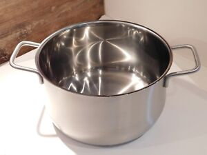 Das Bild Wird Geladen WMF Kochtopf 20 Cm 3 5 Liter Brillant
