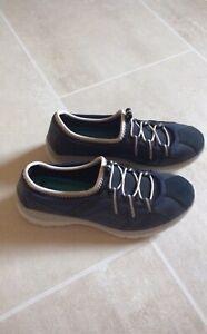 Details zu Rieker Sneaker blau 37, Zustand wie neu