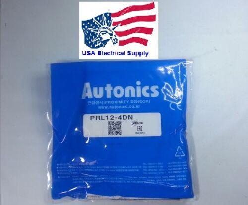 PRL12-4DN Autonics Inductive Proximity Sensor  10-30VDC