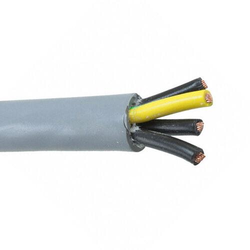 500\' Alpha Wire 65604 16 AWG 4C 600V Unshielded Xtra Guard Flex ...