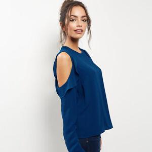 Fashion-Women-Long-Sleeve-Casual-Shirt-Tops-Loose-Blouse-Tee-Shirt-S-6XL