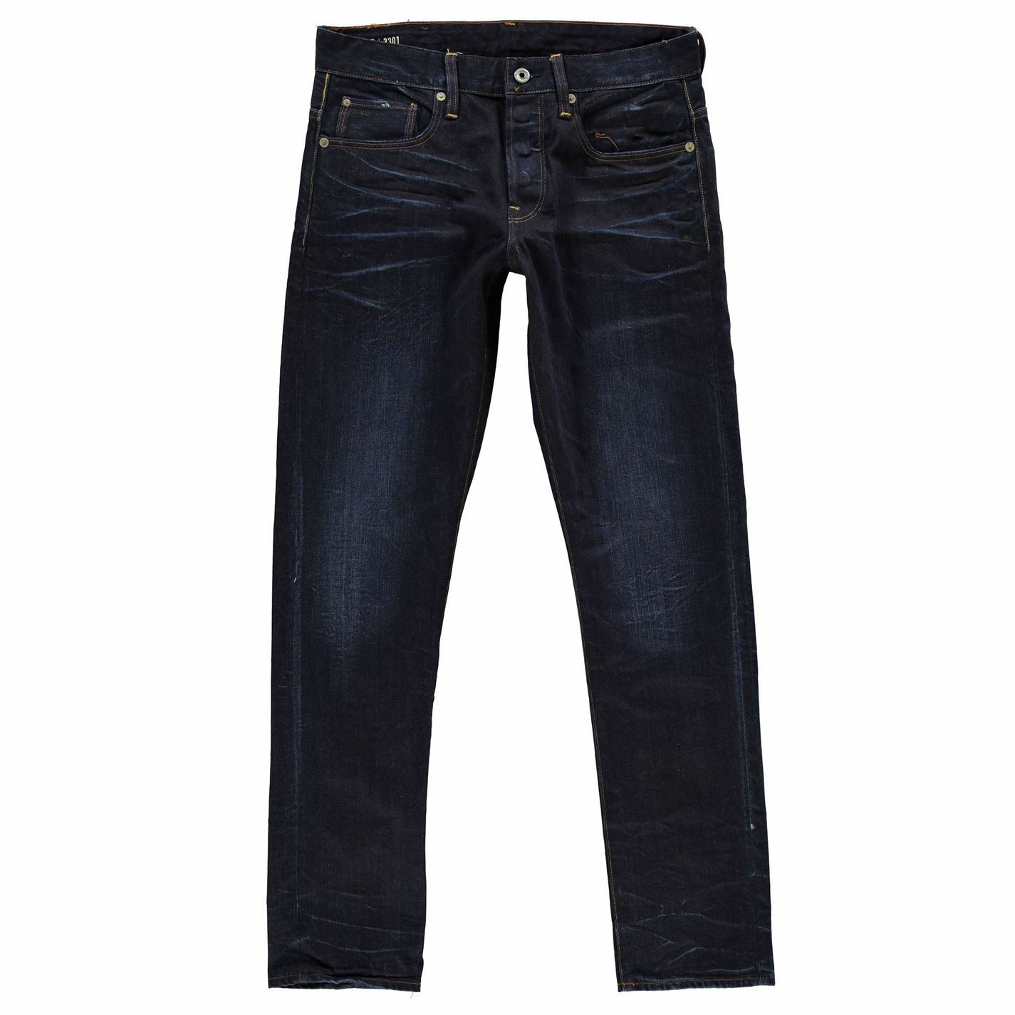 G STAR 3301 Tapered Jeans  Brand New WithTag) W 32 L 32 RRP .00