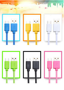 USB-3-1-Type-C-Charger-Cable-For-Samsung-LG-Sony-Huawei-Google-Pixel-Nexus-HTC