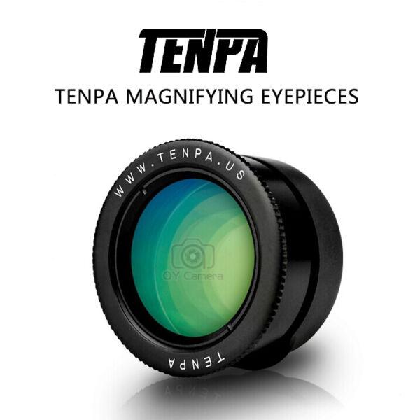 DéVoué Universal Tenpa Caméra Oculaire 1.22x, Viseur Loupe Oculaire Pour Slr/dslr-er Magnifier Eyepiece For Slr/dslr