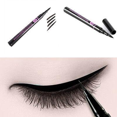 New Black Waterproof Eyeliner Liquid Eye Liner Pen Pencil Makeup Beauty Cosmetic