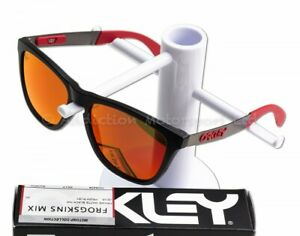 75b5cd842032c4 Image is loading OAKLEY-Frogskins-Mix-MotoGP-Collection -Prizm-Sunglasses-2019-