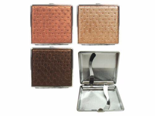 Deluxe Leder Zigarettenetui Case Box Dose  in Marken Qualität zum Aktionspreis