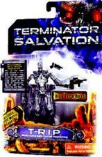Terminator Salvation Movie Set of 3 Action Figures T-R.I.P +. T-700 + T-600