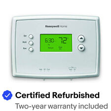 Honeywell Home RTH2410B1019  Programmable Thermostat, White