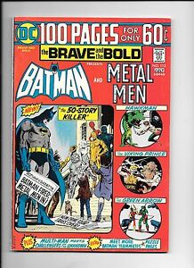 The-Brave-And-The-Bold-113-July-1974-Batman-Metal-Men