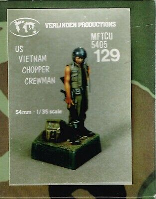 1/35 Resin Figure Verlinden 129. New.