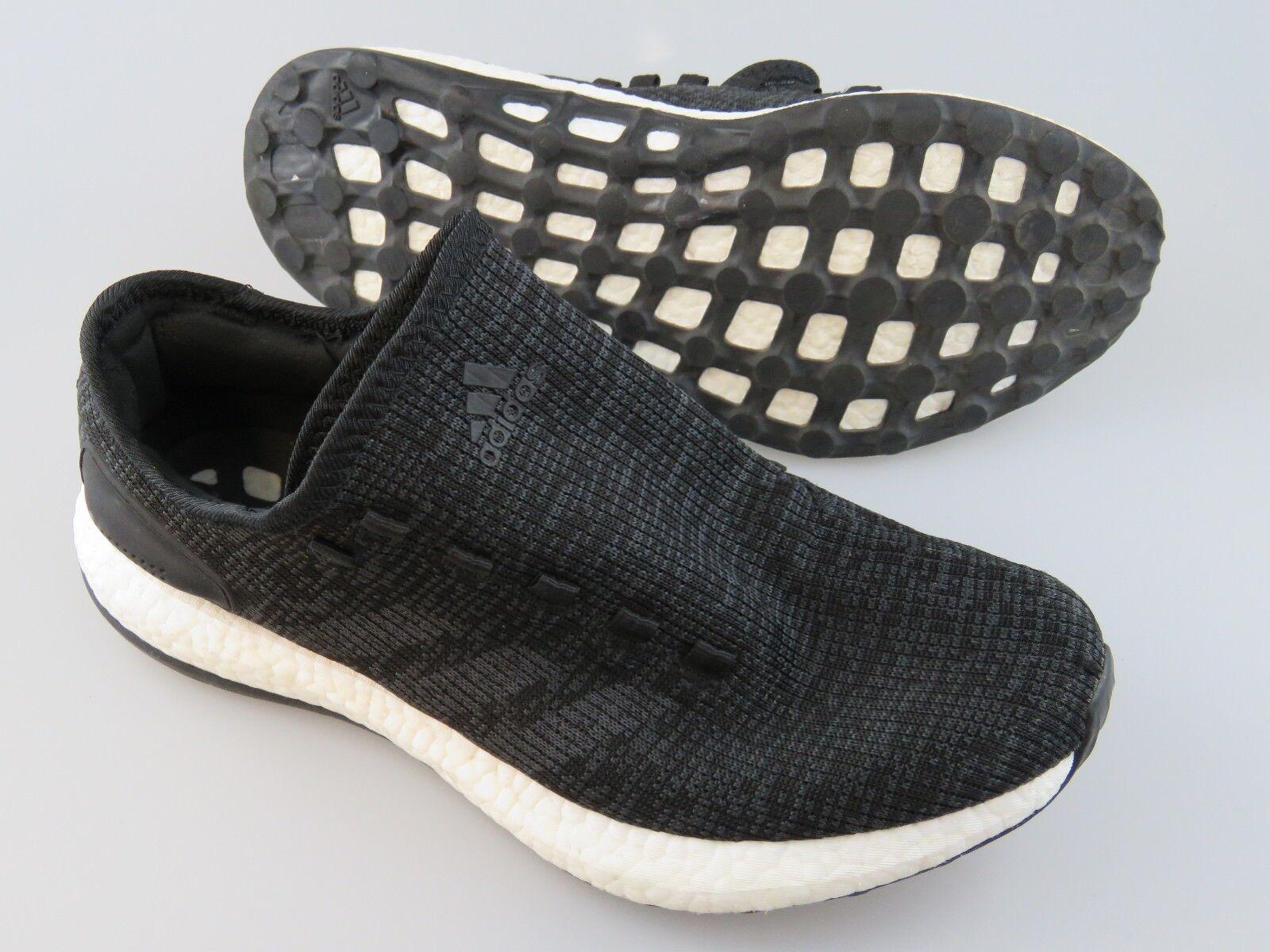 Adidas PureBoost Black White Men Size 10.5 BA8899
