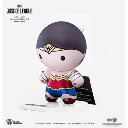 BESTIA REGNO DC JUSTICE LEAGUE multi-funzionale SALVADANAIO Wonder Woman