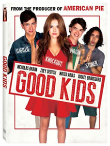 Good-Kids-DVD-2015-WS-Zoey-Deutch-Ashley-Judd-Nicholas-Braun-NEW