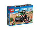 Construction Toys Lego City Great Vehicles 60115 4x4 off Roader With 2 Minifigs