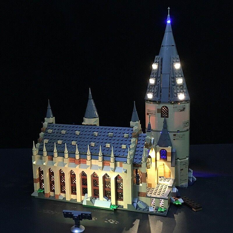 Licht/Beleuchtungs-Set für Hogwarts Hall/Halle LEGO 75954
