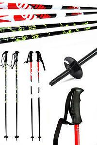 Paar-ATOMIC-Redster-AMT-Ski-Alpin-Skistoecke-110-115-120-125-130-135-cm-ALU-RED