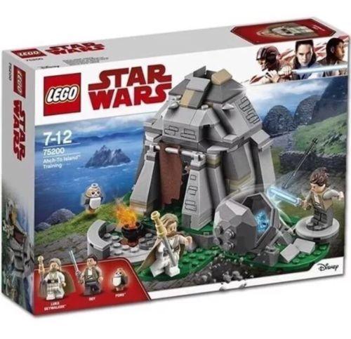 LEGO 75200 Star Wars Ahch-To Island Kids Training