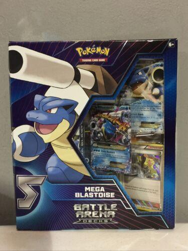 Pokemon Trading Card Game Battle Arena Decks Mega Blastoise