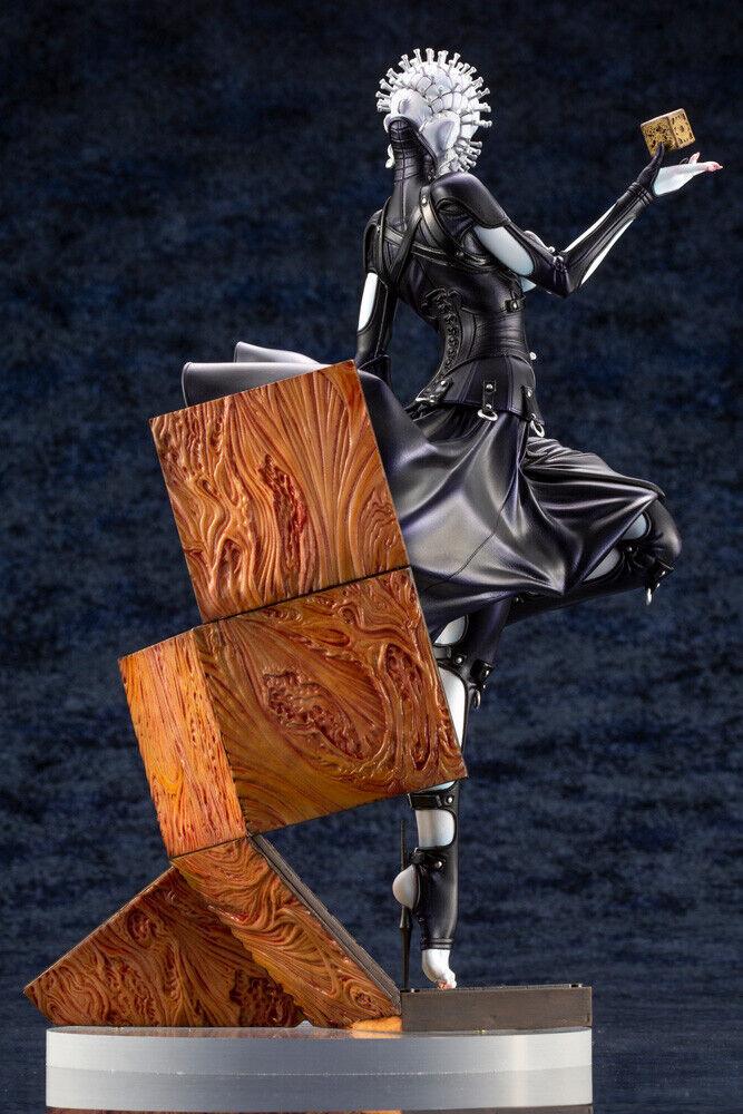 Hellraiser Hellraiser Hellraiser 3 INFERNO SULLA TERRA Pinhead Bishoujo statua Kotobukiya 9f856b