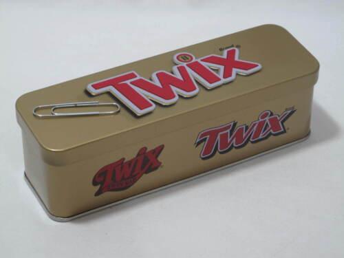 One Mars Twix Heritage Tin Gift Box EMPTY Collection Cash 1