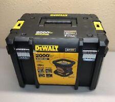 New Dewalt Dw079lr Self Leveling 20 Volt Rotary Laser Level 200 Range 2667277