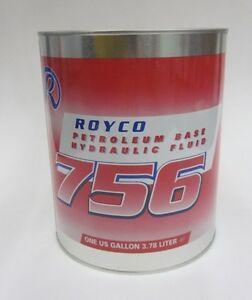 ROYCO 555 TURBINE OIL 1 GALLON Lenco Lencodrive oil
