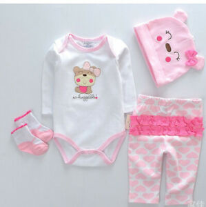 Reborn-Baby-Doll-Outfit-Fit-For-22-034-Baby-Girl-Doll-Accessories-Clothes-Only