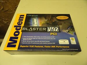 Creative-Labs-Modem-Blaster-V-92-Internal-Modem-Card-NOB