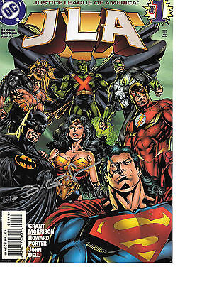 JUSTICE LEAGUE OF AMERICA JLA #3 DC COMICS OCTOBER 2015 NM 9.4