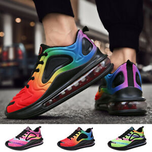 Men-039-s-Personality-Air-Cushion-Athletic-Sneakers-Casual-Sports-Running-Shoes-Gym