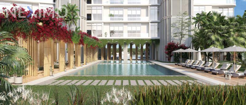 Apartamento en venta en Puerto Cancun