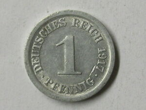 1 Pfennig 1917 A