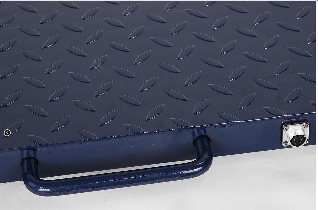 Selleton Multi Purpose Portable Floor Scale to Weigh Drum//Vet//Livestock 2000 X .2 Lb
