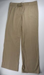 Escada Pants Jurk 32 Dames 40 Dress Trousers broek 40 Escada 32 Beige professionele Size Womens Professional broek Beige maat IxIZprqgw