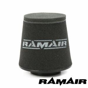 Ramair-Universal-75mm-3-034-Cuello-Espuma-Cono-de-Induccion-De-Alto-Flujo-Filtro-de-aire