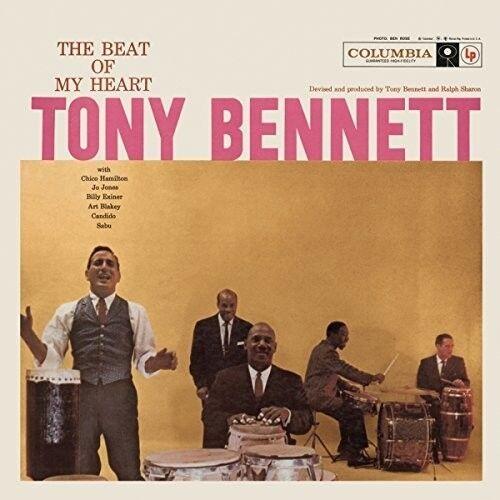 Tony Bennett - Beat Of My Heart [New CD] UK - Import