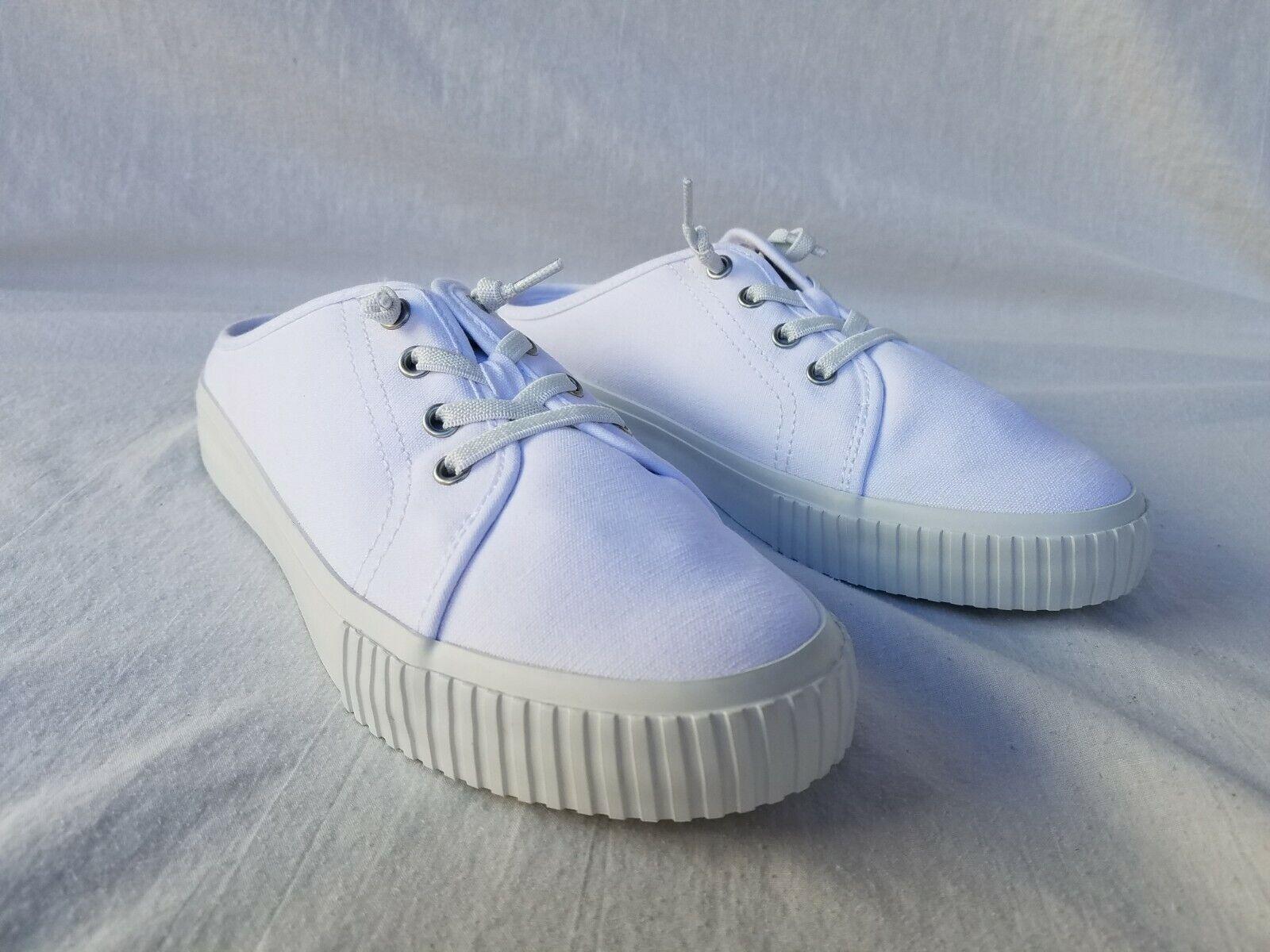 New Women's Timberland Skyla Bay Slip On Sneaker White