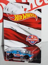 Hot Wheels Wal-Mart Stars & Stripes Series 10 / 10 Rodger Dodger
