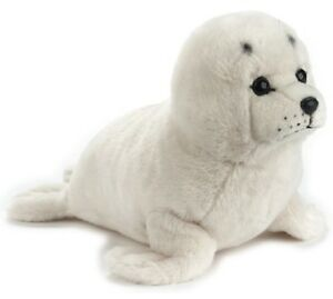 NATIONAL-GEOGRAPHIC-SEAL-PLUSH-SOFT-TOY-28CM-STUFFED-ANIMAL-BNWT