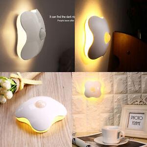 CUERPO-HUMANO-sensor-movimiento-LED-Lampara-Mesilla-Lampara-de-pared-RECIBIDOR